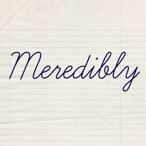 Meredibly | Sarah Lacey Vigue