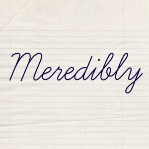 Meredibly | Sarah Lacey Vigue